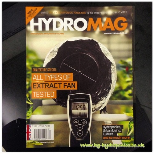 Hydro-Mag Cover