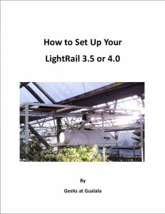 How to Set Up Your Lightrail