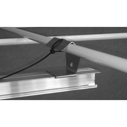 Rail Hanger Brackets are compatible with grow light movers LightRail 3.5, LightRail 4.0, LightRail 4.20