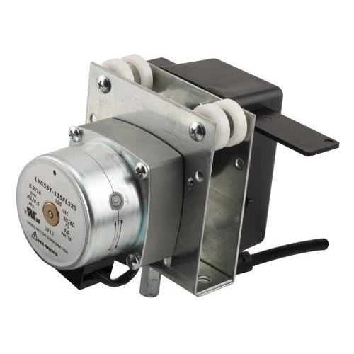 LightRail 3.5 IntelliDrive Motor has an adjustable time delay.