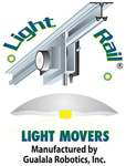 LightRail® Light Movers Logo