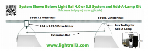 LightRail Add A Lamp Schematic