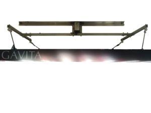 RoboBar with Light Rail and Gavita